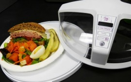 Calorie-counting-microwave